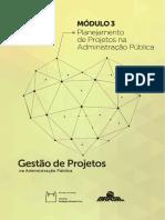 Modulo 3 - Livro - Planejamento de Projetos Na Adm Publica