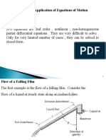 Case Studies for Fluid Flow