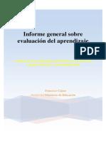 Evaluación Francisco Cajiao PARA COLOMBIA