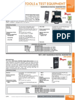 475 FM Series 2010 Catalog