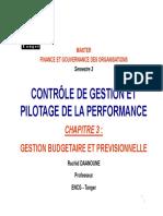Chap. 3 Cours-GBP- Généralités -Budget Commercial