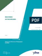 Machine asynchrone Insa