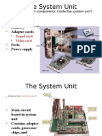week 3 lec The System Unit