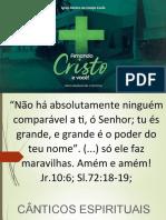 CULTO 04-07 NOITE