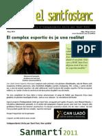 El Santfostenc, edició març 2011