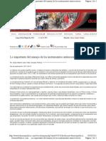 28-03-11 Lo importante del manejo de instrumentos anti-recesivos