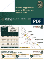 Reporte de Seguridad en Veracruz