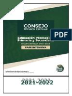 Guía Contestada CTE Fase Intensiva - Agosto 2021 (PRELIMINAR)