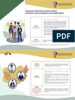 Infografía unidad 1 Pautas para la Implementación