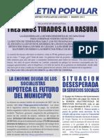 Boletín PP Loeches Marzo 2011