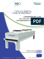 PROFROID AIR COOLED CONDENSERS