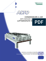 CARRIER AIR COOLED CONDENSOR ALTO