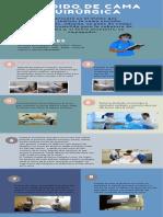 Tendido de cama quirúrgica (3)
