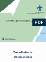 Proced-Documentados-1aParte