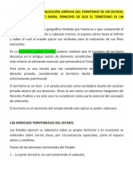 CUESTIONARIO DEL TERRITORIO DE UN ESTADO