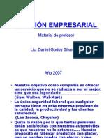 Gestión Empresarial- Presentantación trabajo