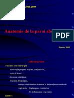 anatomie paroi2005