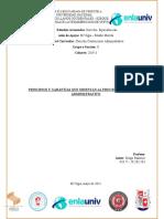PRINCIPIOS Y GARANTÍAS QUE ORIENTAN AL PROCESO CONTENCIOSO ADMINISTRATIVO