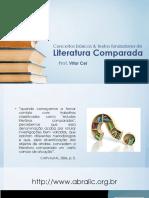 Literatura Comparada - Introdução com textos fundadores