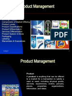 Session 1 - Introduction to Product Management