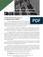 Teoria Geral Do Processo - Processo Administrativo Disciplinar