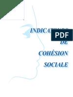 indicateurs de cohésion sociale