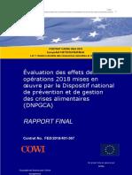 Rapport-final-Évaluation Des Effets Des Opérations Mises en Oeuvre Par Le Dispositif