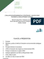 'évaluation environnementale stratégique_un outil pour favoriser le DD
