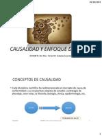 CAUSALIDAD Y ENFOQUE DE RIESGO
