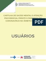 Cartilha Saúde Mental - Comunidade Escolar - Usuários (1)