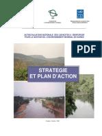 STRATEGIE ET PLAN D'ACTION-FAO