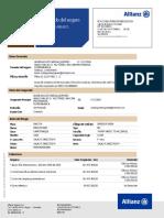 Póliza de Hidrocarburos XMC 574