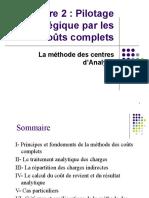 Focus centres dAnalyse