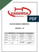 PL-HSEC-008 Plan de Manejo Ambiental V-04