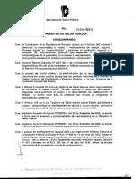 REGLAMENTO DE GESTION DEL SUMINISTRO DE MED. Y CONTROL ADM FINANCIERO
