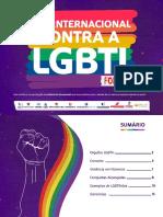CARTILHA - DIA INTERNACIONAL CONTRA A LGBTIFOBIA