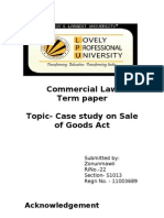 Commercial Law term paper (2)
