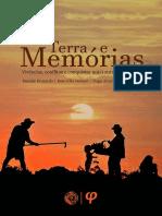 Livro Terra e Memórias