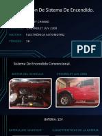 Sistema de Encendido Chevrolet Luv 2300