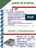 07 - Almacenes
