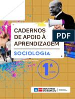 Caderno de apoio de Sociologia Unidade 2