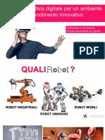 Formazione Robotica Secondaria-2grado
