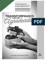 Semana de Gratitud 2017 - Sermones