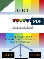 El sector LGBT