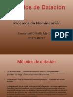 Metodos de Datacion