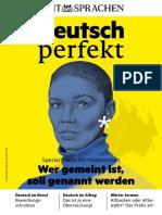 Deutsch Perfekt Plus 062021