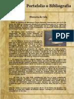 11. Portafolio o Bibliografia