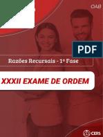 Questões para recurso - OAB XXXII_Versão Final