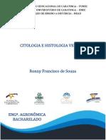 1 - Citologia e Histologia Vegetal