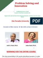 UTU CPI Dr Anil Patel 14 June 2019 Finalized Week 1